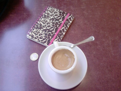 BREAKFAST,COLAZIONE,COFFE,CAFFè,LEOPARDATO,pink